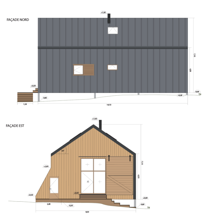 façades maison paille 1